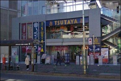 中野坂上駅複合施設写真
